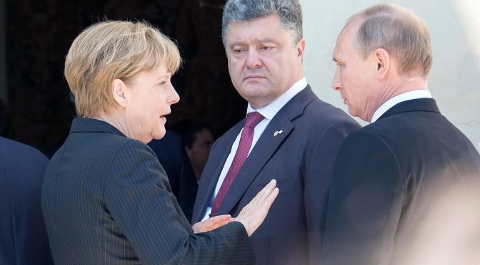 Putin_Poroshenko