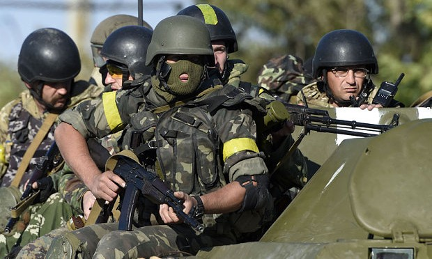 Der Waffenstillstand und die Sanktionen